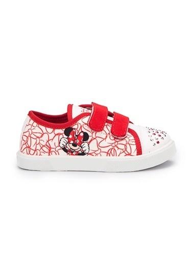 Disney Spor Ayakkabı Kırmızı